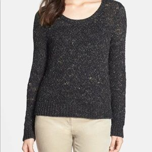 Eileen Fisher Soft Tinted Tape Twisted Sweater